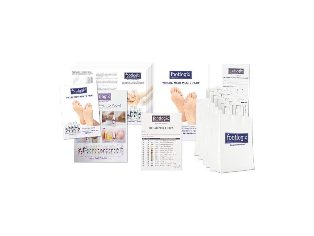 Footlogix Footlogix Marketing Pack - Gói quảng cáo, tiếp thị