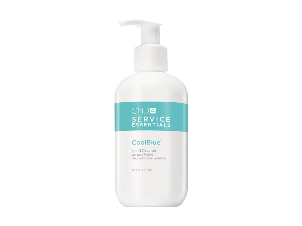 CND COOLBLUE™ Hand Cleanser 7oz (207ml)
