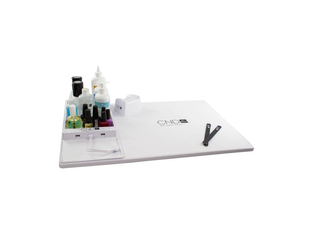 CND CND™ Tấm để sản phẩm móng tay - Bộ đồ để lên trên bàn