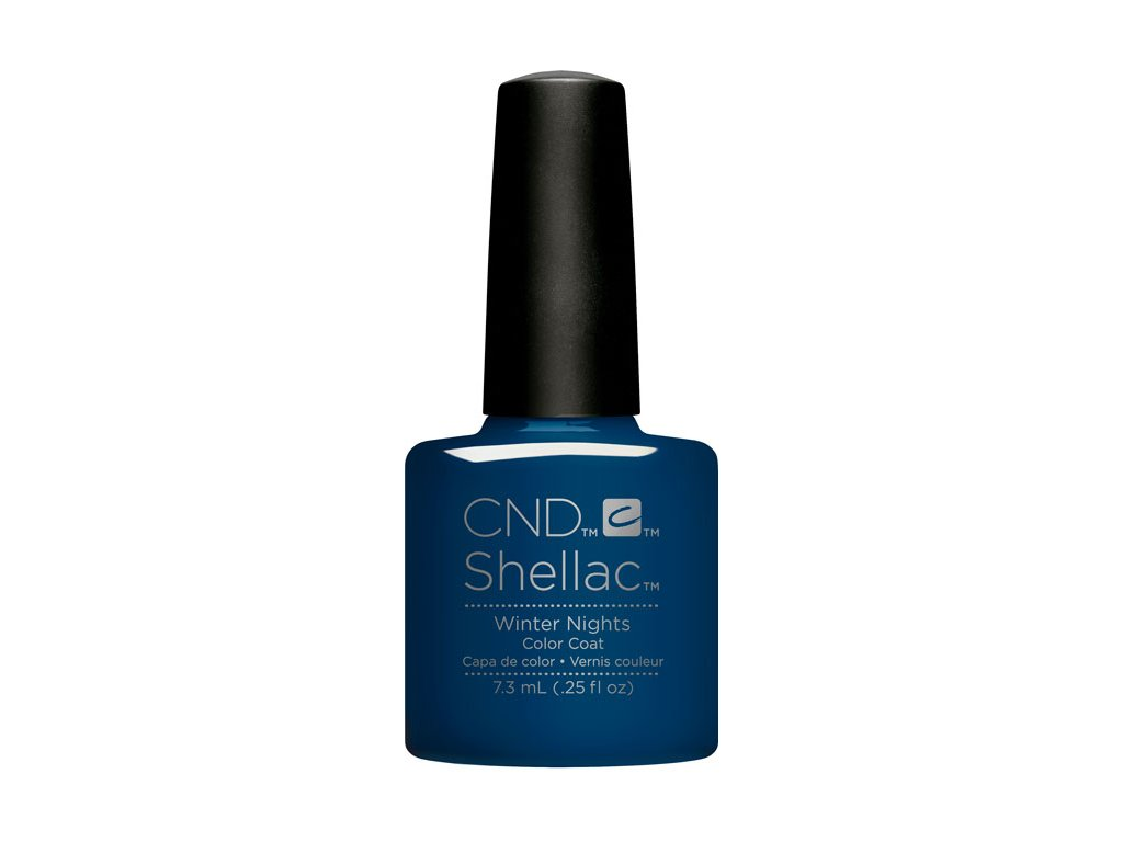 CND SHELLAC™  - UV COLOR  - WINTER NIGHTS 0.25oz (7,3ml)