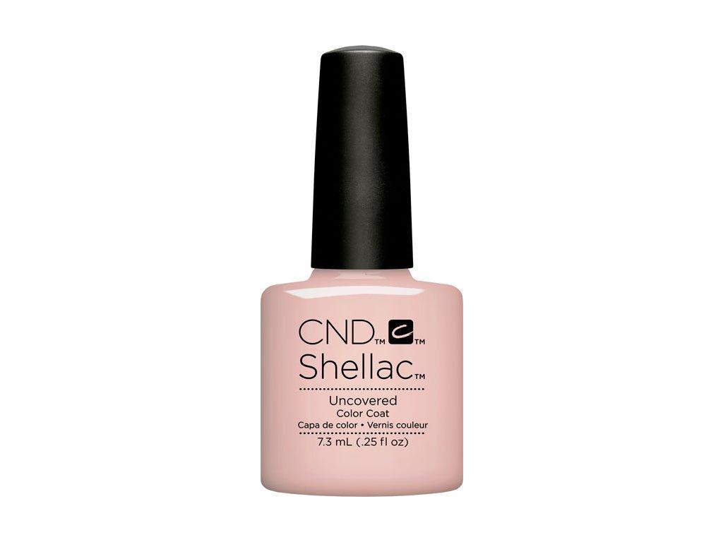 CND SHELLAC™  - UV COLOR  - UNCOVERED (267) 0.25oz (7,3ml)