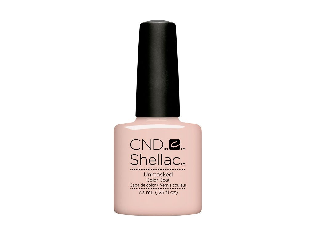 CND SHELLAC™  - UV COLOR  - UNMASKED 0.25oz (7,3ml)