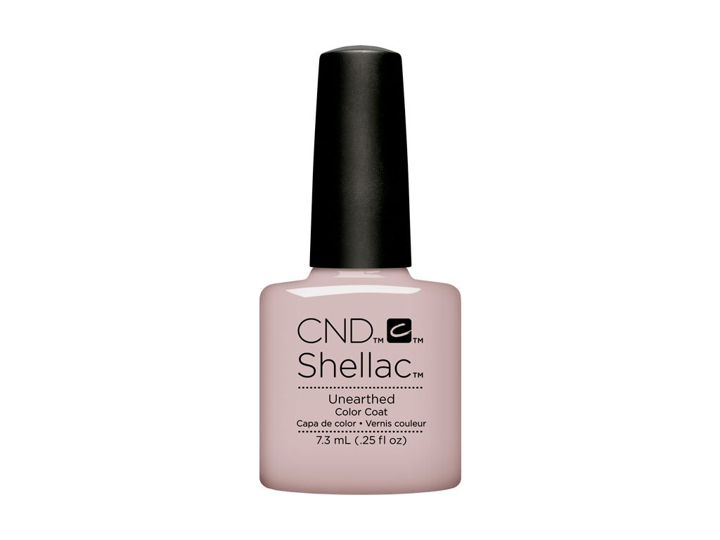 CND SHELLAC™  - UV COLOR  - UNEARTHED (270) 0.25oz (7,3ml)