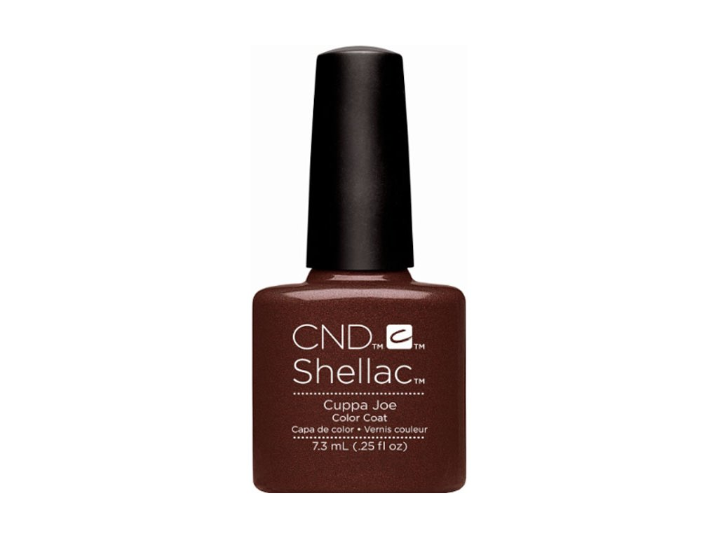 CND SHELLAC™  - UV COLOR  - CUPPA JOE 0.25oz (7,3ml)