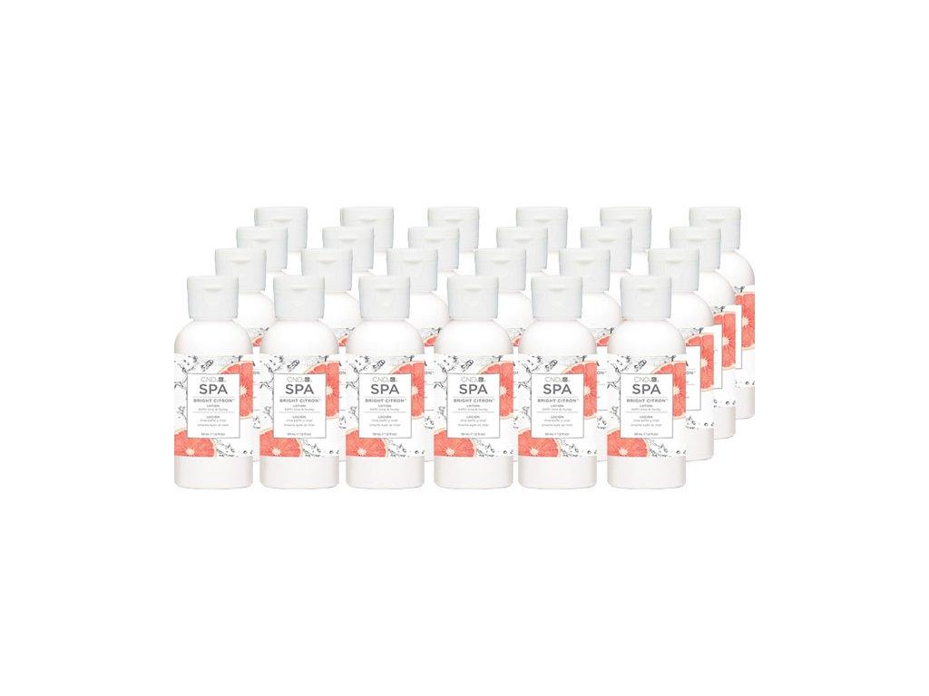 CND CND™ SPA BRIGHT CITRON™ LOTION sữa dưỡng da  24x2oz (59ml) - gói. 24c đẻ đặt hàng thuận tiện