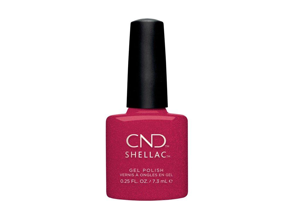 CND SHELLAC™ - UV COLOR - KISS OF FIRE (288) 0.25oz (7,3ml)