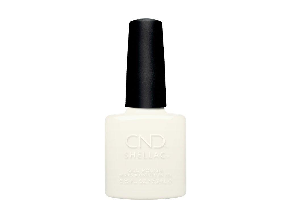 CND SHELLAC™ - UV COLOR - WHITE WEDDING (318) 0.25oz (7,3ml)