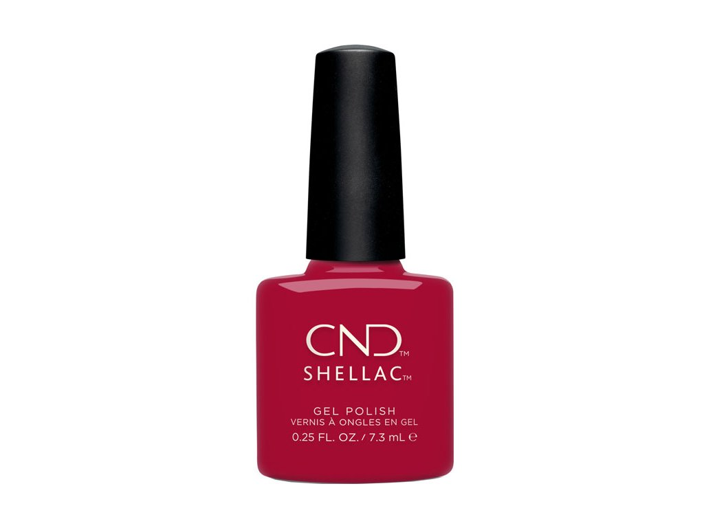 CND SHELLAC™ - UV COLOR - FIRST LOVE  (324) 0.25oz (7,3ml)