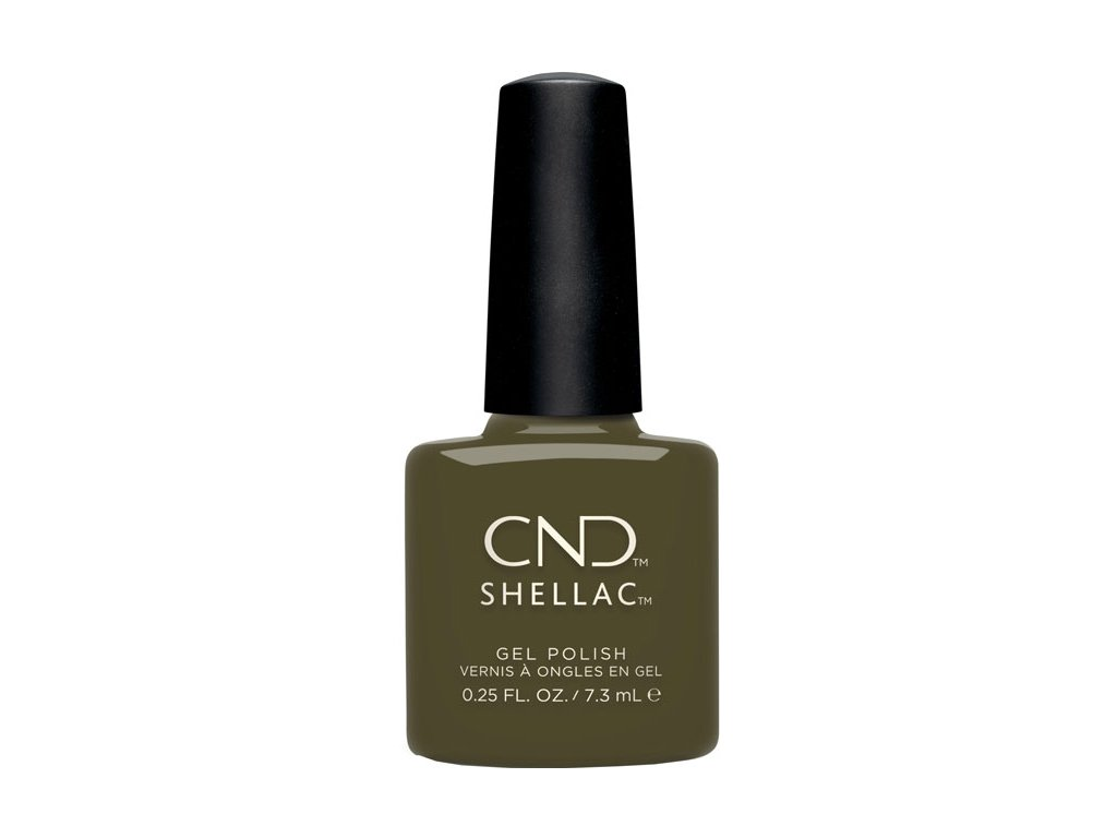 CND SHELLAC™ - UV COLOR - CAP and GOWN  (314) 0.25oz (7,3ml)
