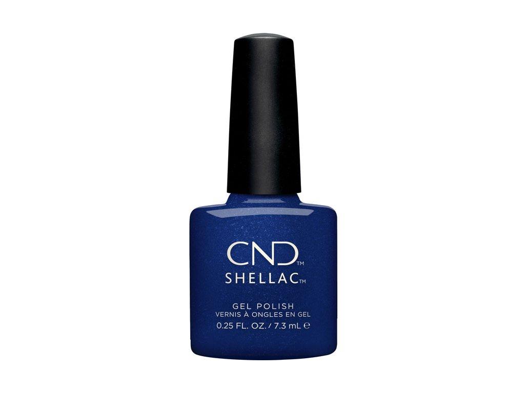 CND SHELLAC™ - UV COLOR - SASSY SAPPHIRE (332) 0.25oz (7,3ml)