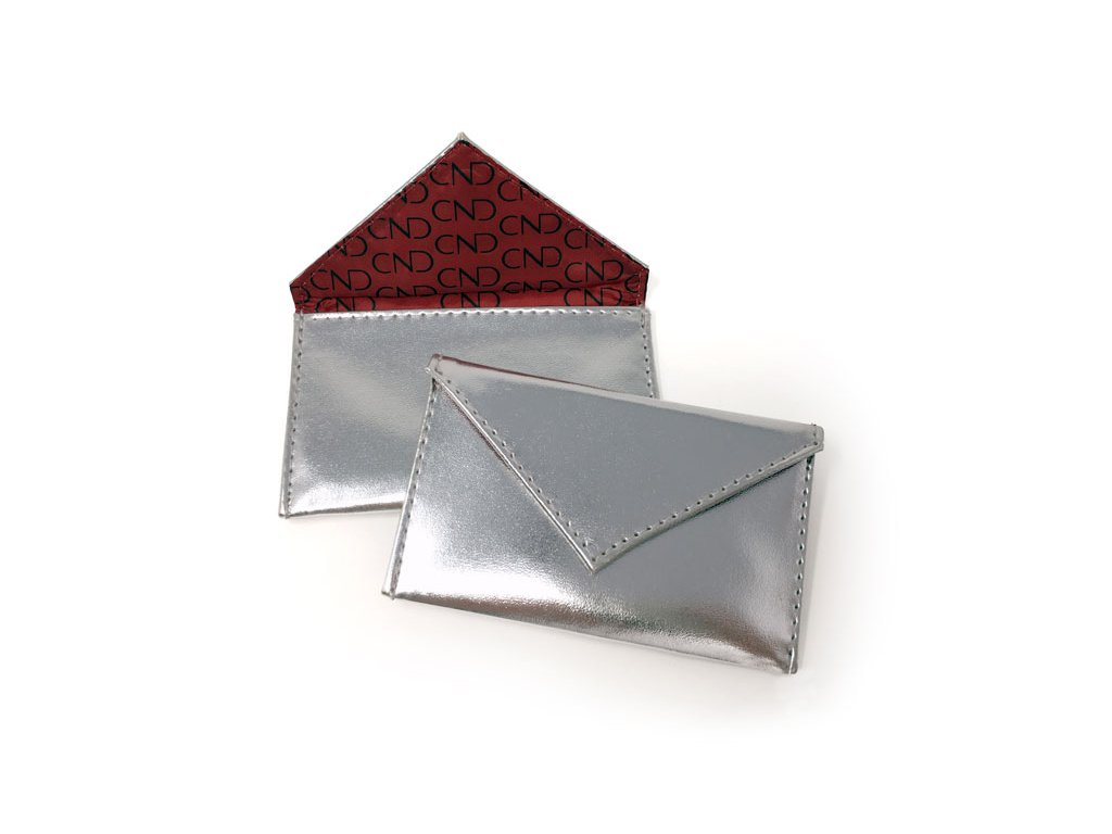 CND CND™ 40th Anniversary Card Holder -Ví đựng thẻ hay danh thếp CND™ (phiên bản 40. năm)