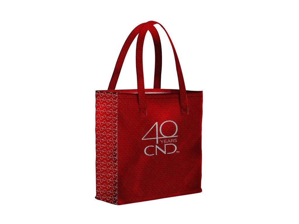CND CND™ 40th Anniversary Trade Show Bag-  Túi với biệu tượng (phiên bản 40. năm)