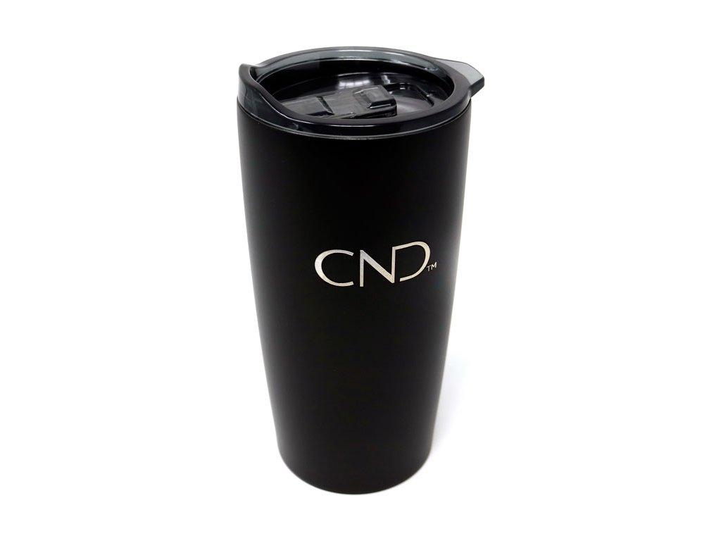 CND CND TUMBLER - Cốc giữ nhiệt mầu đen với biệu tượng mới CND