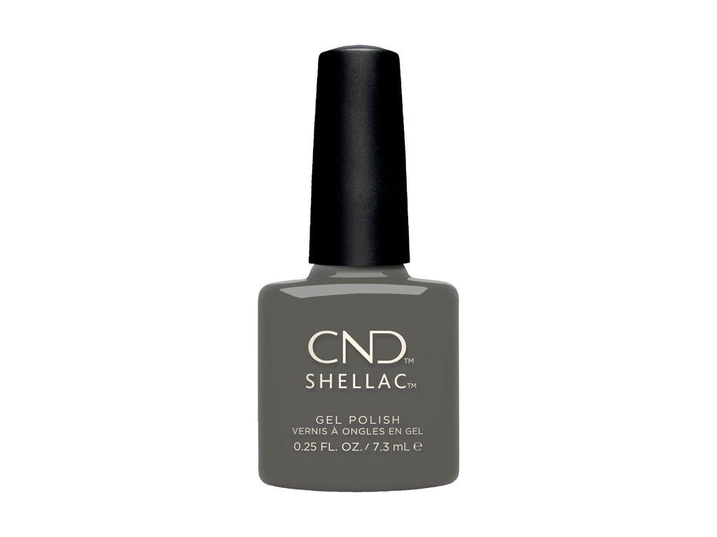 CND SHELLAC™ - UV COLOR - SILHOUETTE (296) 0.25oz (7,3ml)