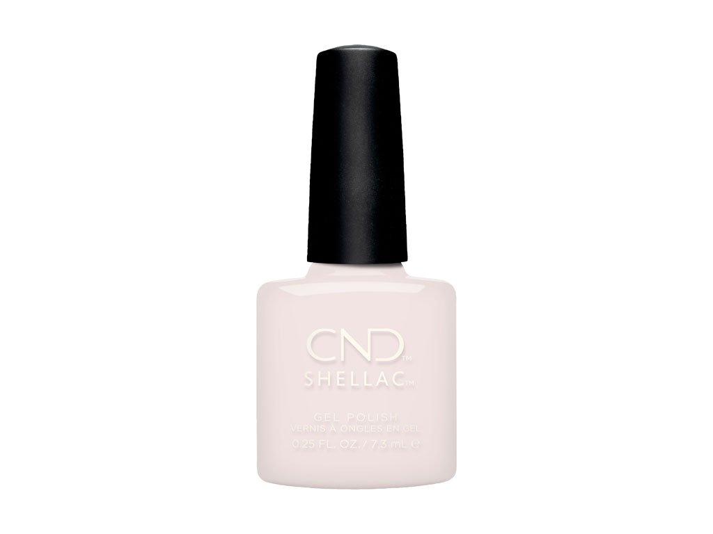 CND SHELLAC™ - UV COLOR - SATIN SLIPPERS (297) 0.25oz (7,3ml)