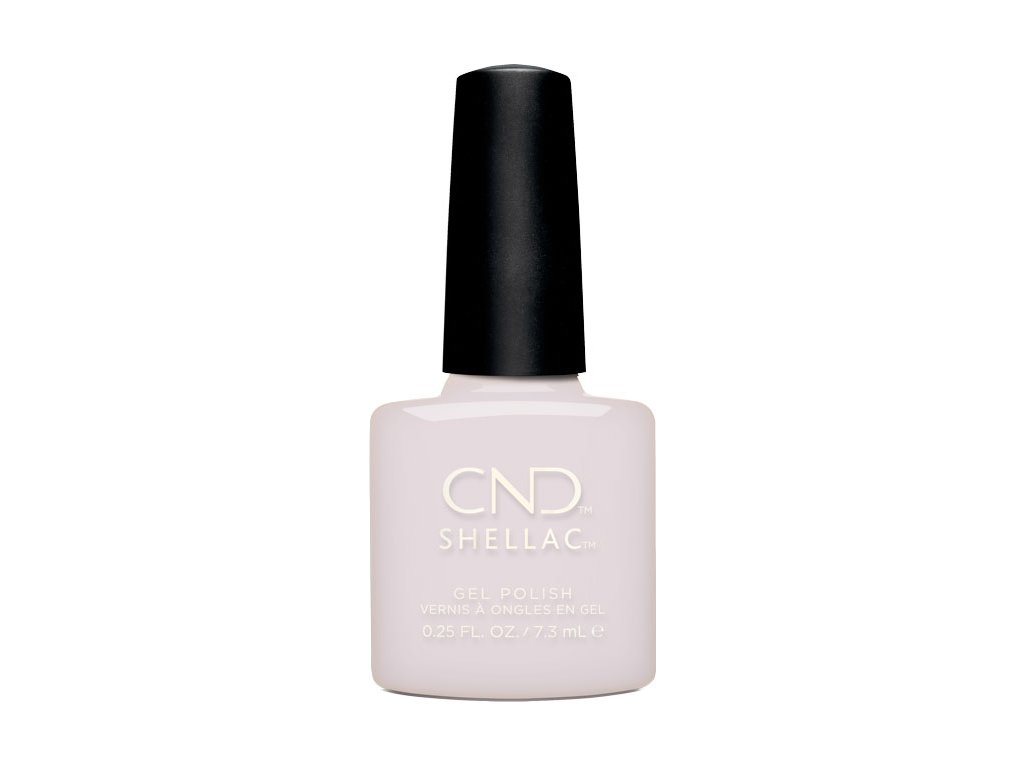 CND SHELLAC™ - UV COLOR - POINTE BLANC (343) 0.25oz (7,3ml)