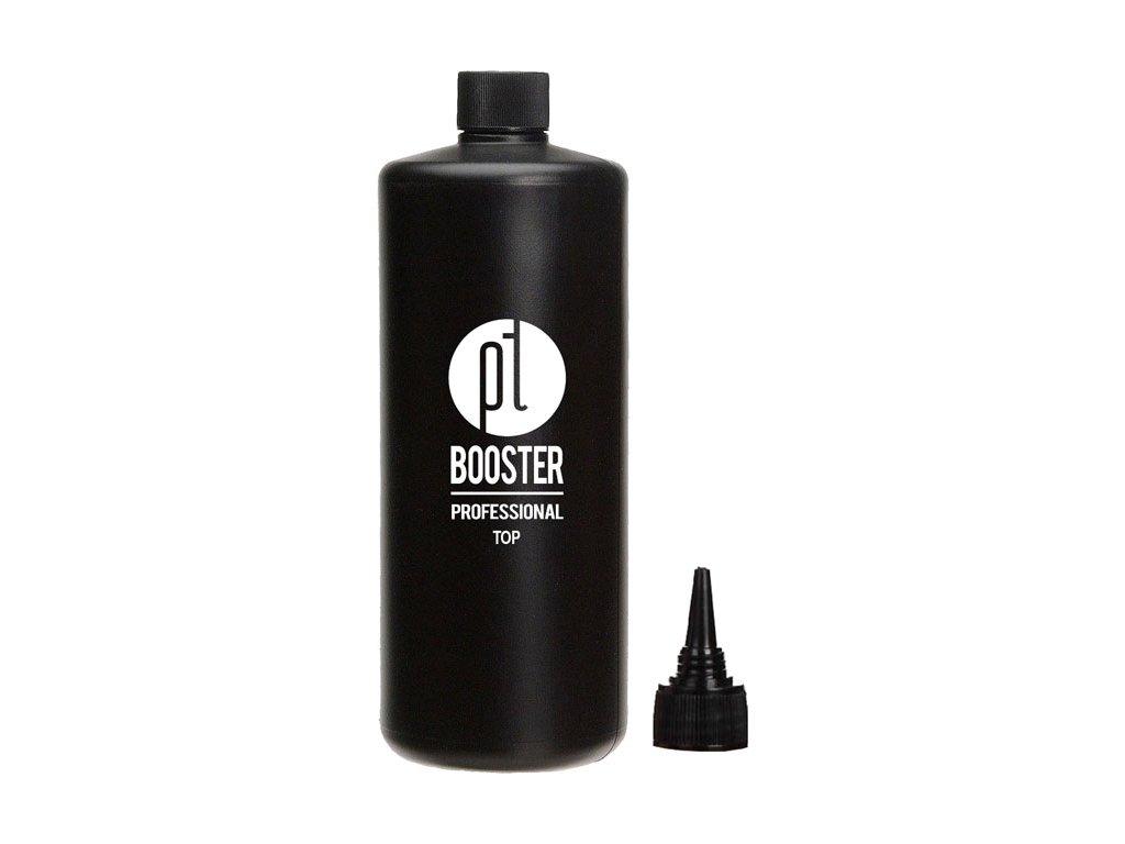 Platinum LED-tech BOOSTER COLOR Top, 1kg - Sơn gel rất bóng KHÔNG MÀIÍ