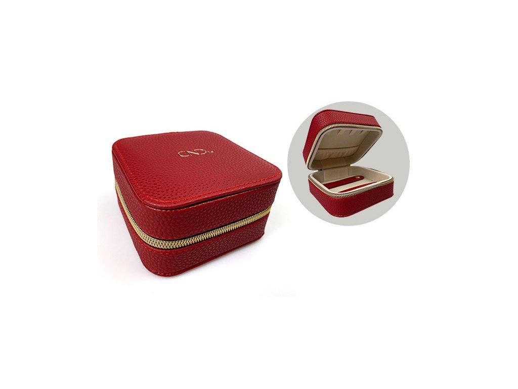 CND CND™ JEWELRY CASE - hộp da dẻ trang sức