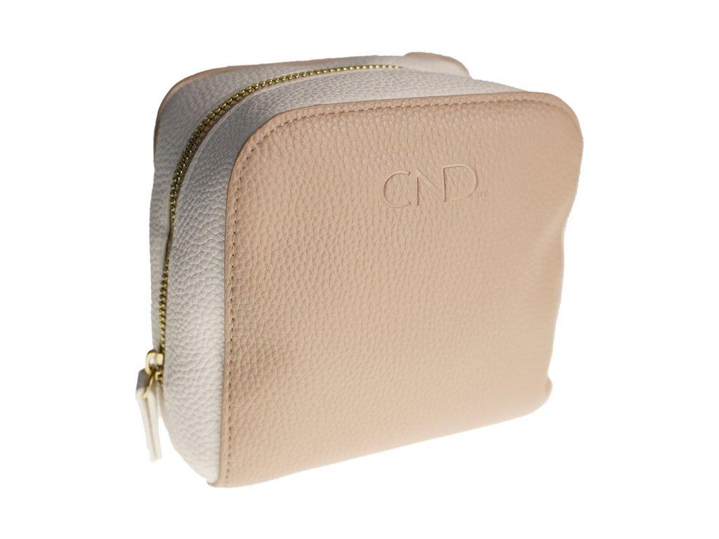CND CND EXCLUSIVE POUCH - túi để đựng mỹ phẩm (140x140x70)