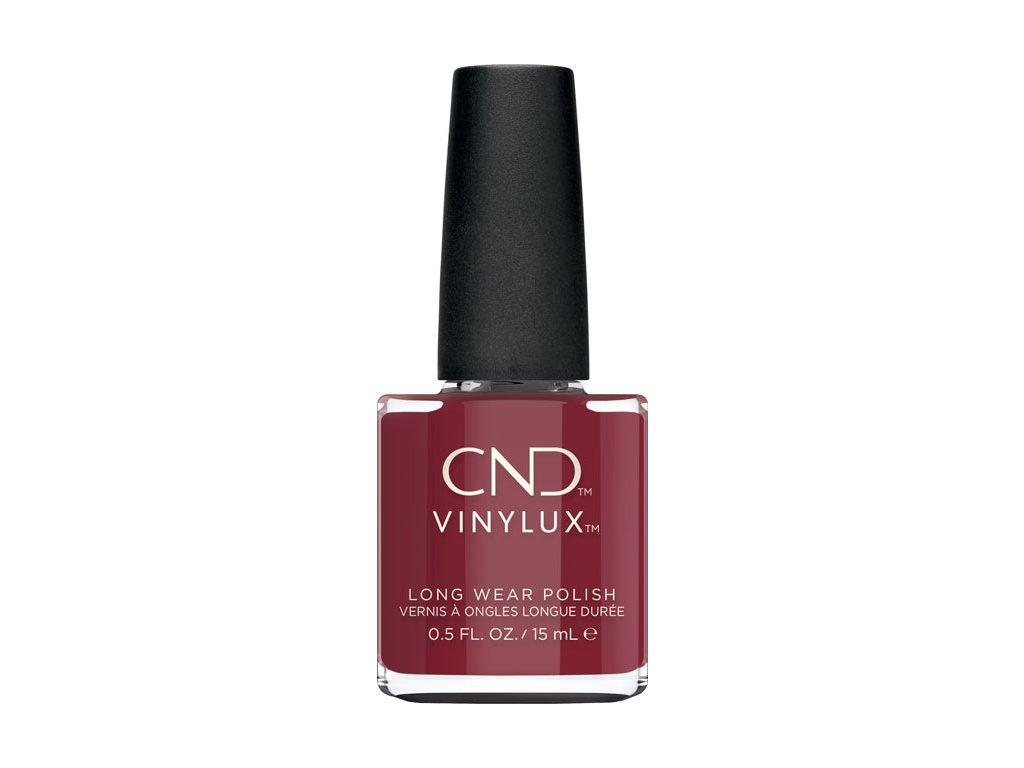 CND VINYLUX™- WEEKLY POLISH - sơn móng một tuần  - CHERRY APPLE (362) 0.5oz (15ml) - màu phiên bản giới hạn