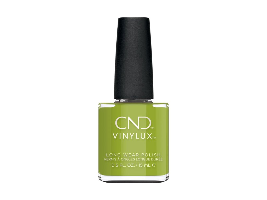 CND VINYLUX™ - WEEKLY POLISH -sơn móng một tuần  - CRISP GREEN (363) 0.5oz (15ml) - màu phiên bản giớ hạn