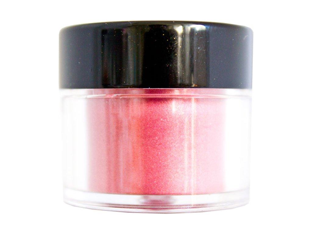 Platinum COLOR EFFECT PIGMENT - bột màu pha với gel - AUTUMNAL RED - 7ml (28)