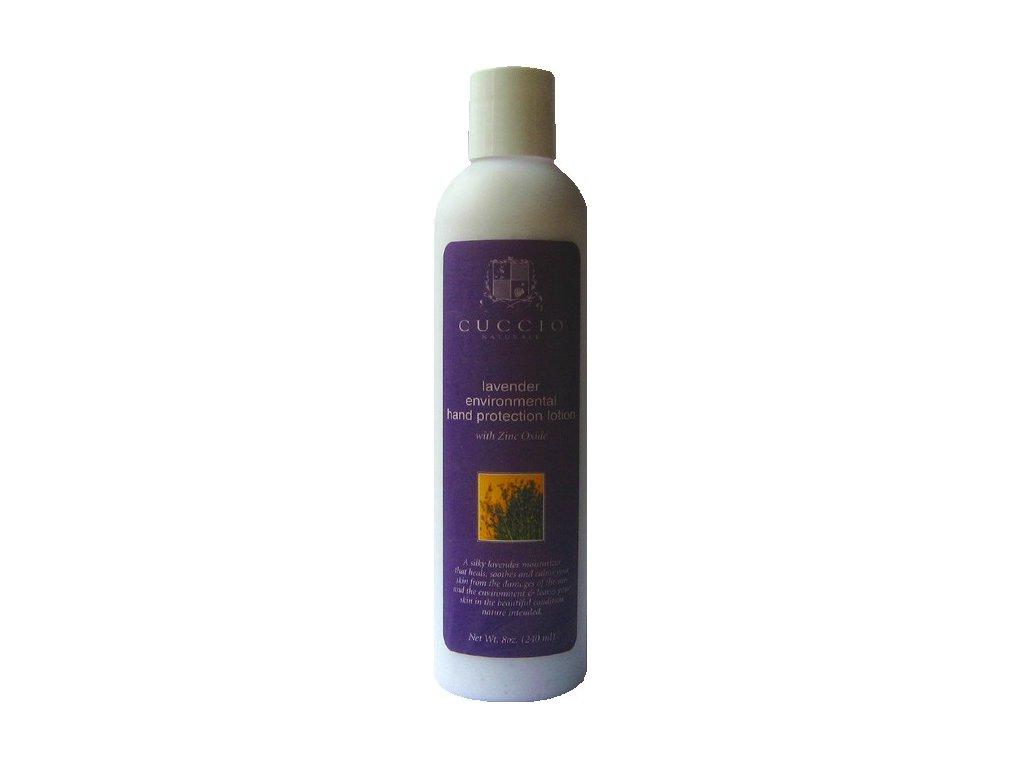 CUCCIO D - Lavender Environmental Hand Protection Lotion 8oz. - Sữa liton hoa oải hương 240ml