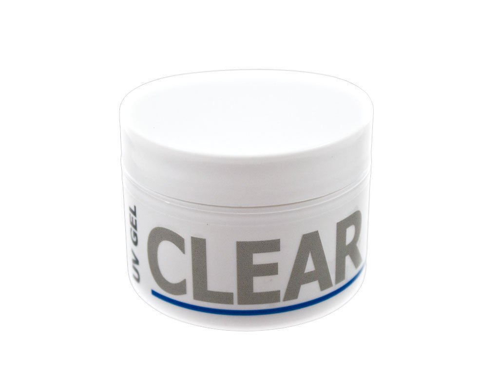 EBD UV GEL CLEAR 25g -  gel trong - hiệu ứng tự cân bằng/ san phẳng bề mặt