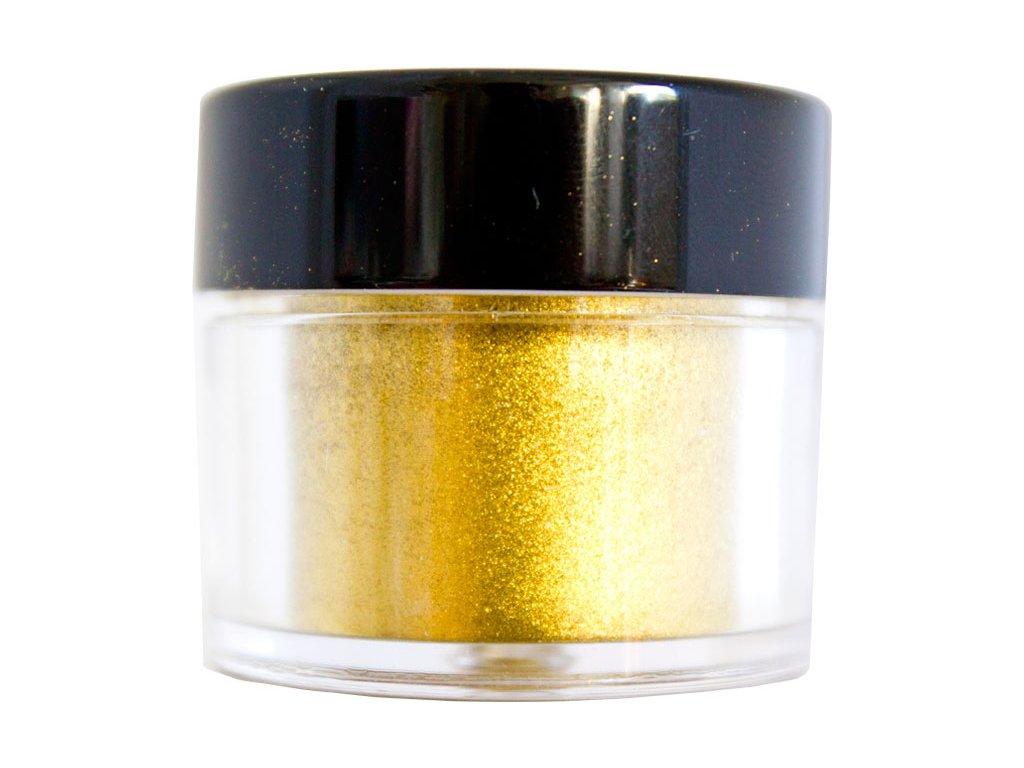 Platinum COLOR EFFECT PIGMENT - bột màu pha với gel - AUTUMNAL GOLD - 7ml (29)