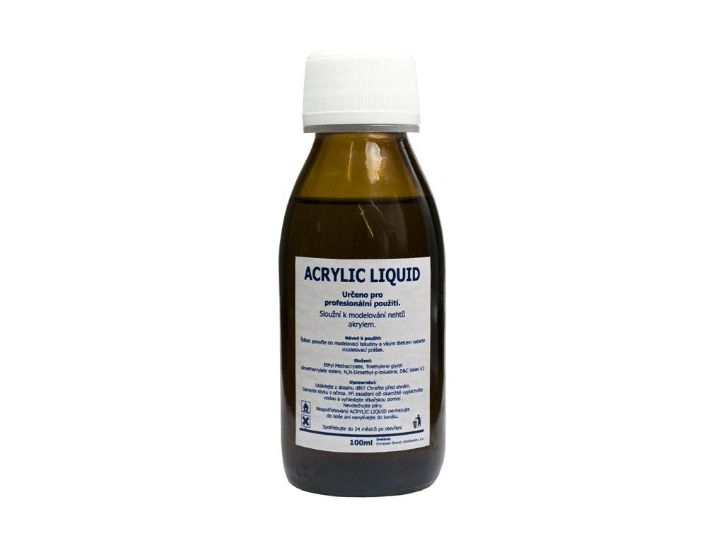 EBD ACRYLIC LIQUID - dung dịch đắp bột 100ml