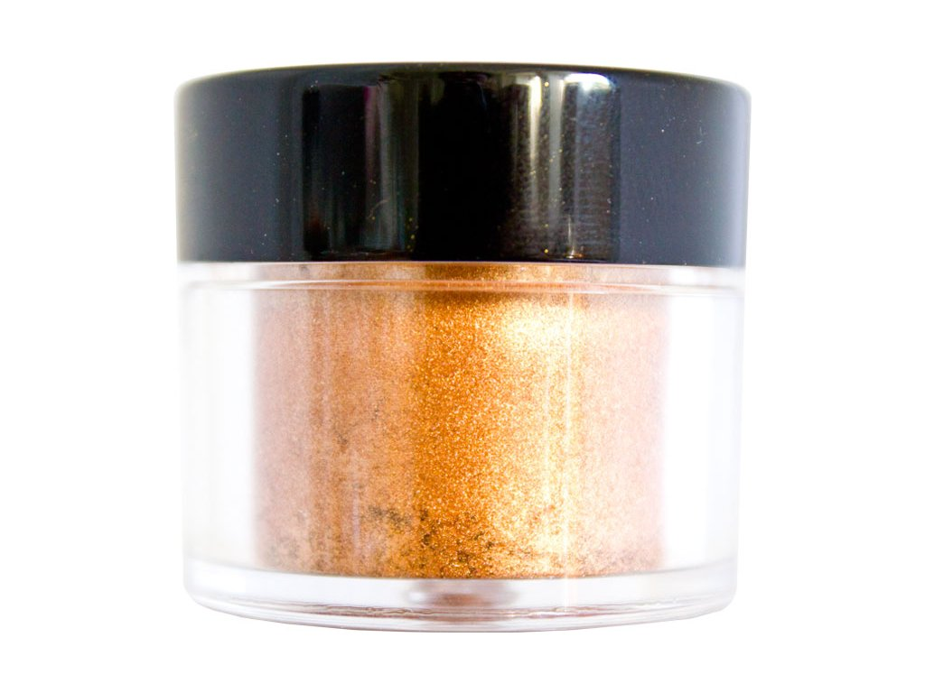 Platinum COLOR EFFECT PIGMENT - bột màu pha với gel - AUTUMNAL BRONZ - 7ml (30)