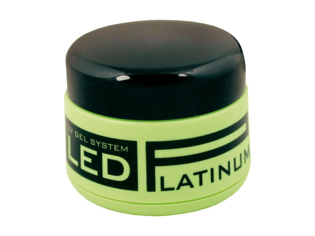 Platinum PLATINUM LED - lớp phủ bóng loáng đặc biệt - EXCLUSIVE TOP, 9g  (30 giây LED/120 giây UV)