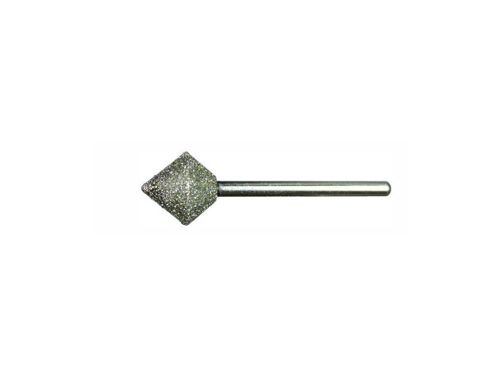 EBD đầu mũi mài kim cương - đặc biệt cho French đầu móng (D-7) (đường kính góc 2.35mm)