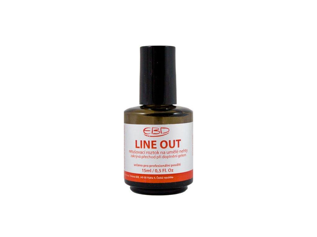 EBD LINE OUT 15ml - dung dịch chỉnh sừa bề mặt khi đắp gel