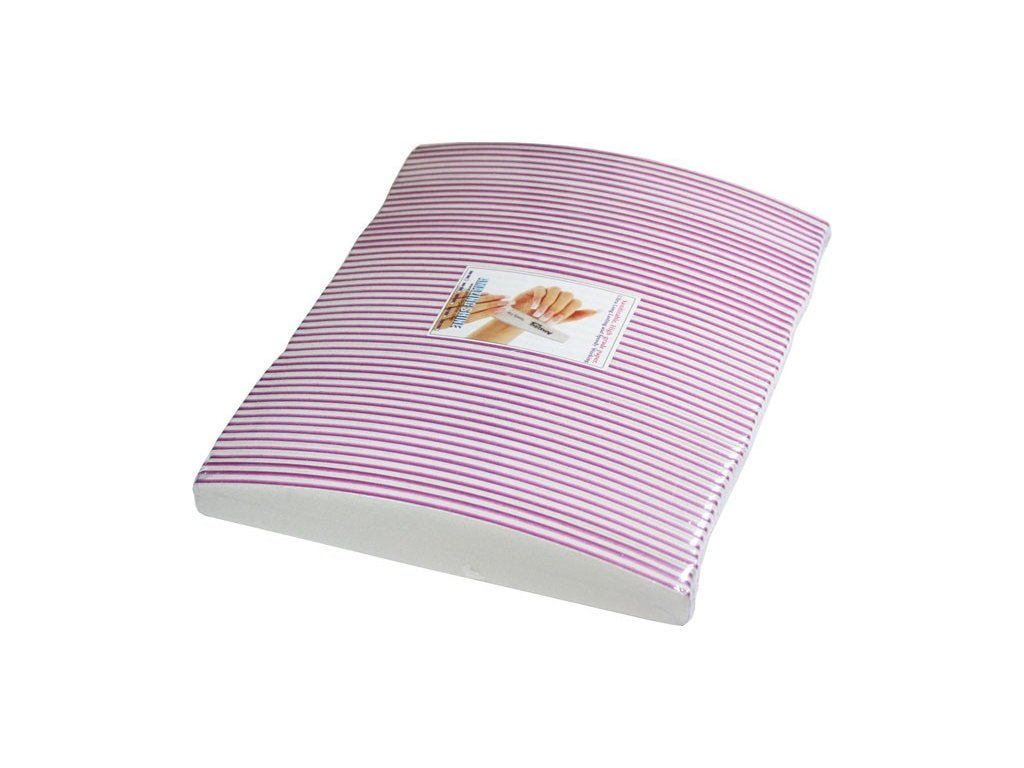 Amazing Shine Dũa chuyên nghiêp SPEEDY HALFMOON 100/100 bílý (ở điểm giữa màu hồng) 50c