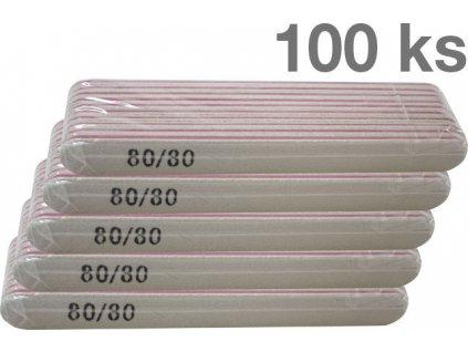 Dũa trắng 80/80 (dùng một lần) 100c