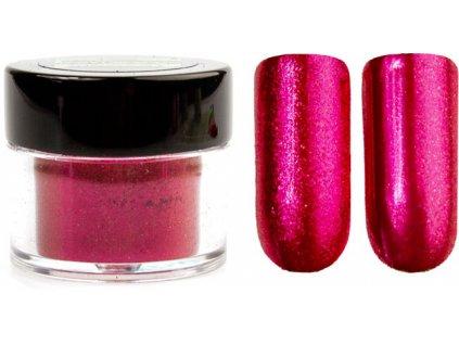 Platinum COLOR EFFECT PIGMENT - bột màu pha với gel - ROSE RED - 0,5g (44)