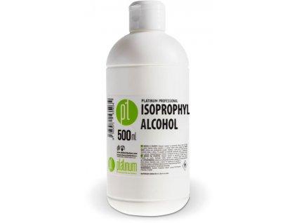 Platinum PLATINUM PROFESSIONAL ISOPROPHYL ALCOHOL 99% - Chất chùi nước tiết (cồn chùi), 500ml
