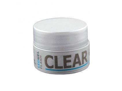 EBD Extra Quality LED FLASH Gel - Clear, 5 g (silver line)