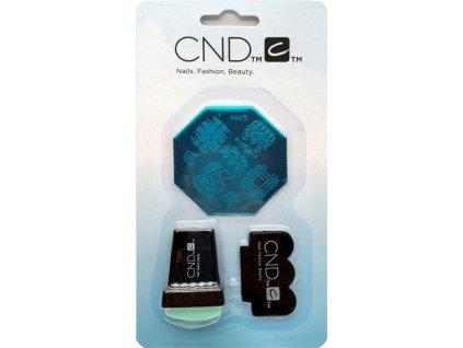 CND CND STAMP KIT - Con dấu bảng mặt QA96 để tạo những thiết kế móng độc đáo, cao su làm dấu
