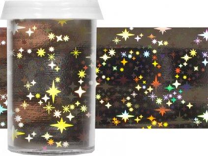 TRANSFER FOIL - foil trang trí nailart 1,5m -(134)