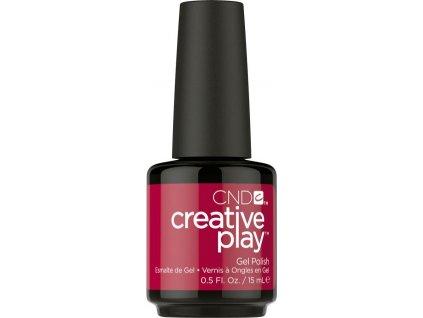 CND CND™ Creative Play™ GELLAK - ON A DARE (413) 0.5oz (15ml)