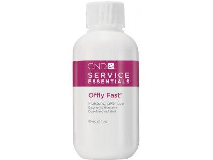 CND CND OFFLY FAST MOISTURIZING REMOVER 2oz (59ml) - chất tẩy dưỡng ẩm Shellac,Vinylux,Creative P.