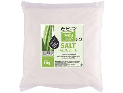 EBD Extra Quality SALT - muối đá với chiết xuất từ ALOE VERA, với vitamin A, Collagen và Allantoin, 1kg