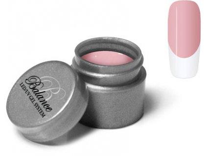 NSI BALANCE LED/UV GEL - BODY BUILDER COVER PINK WARM -   gel đắp với, chất đặc (hồng ấm, đục
