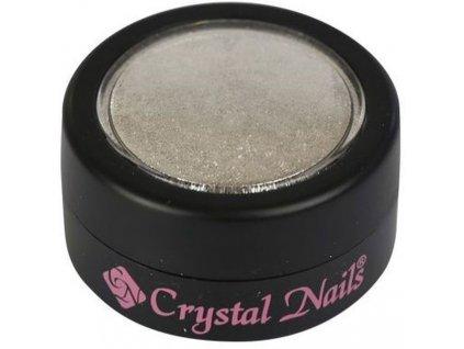 Crystal Nails Bột chrome tráng gương - Silver