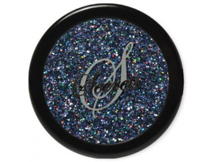 NSI SECRETS SPARKLE -glitter - kim tuyến để làm nổi bật thiết kế móng   - Carnival Night 5g