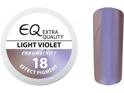 EBD 18 - Extra Quality Effect Pigment - CHROMASHIFT - Bột chrom - LIGHT VIOLET, 2ml