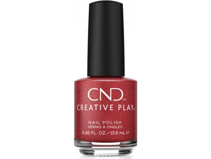 CND CND™ Creative Play™ - RED RUSH (534) 0.46oz (13,6ml)