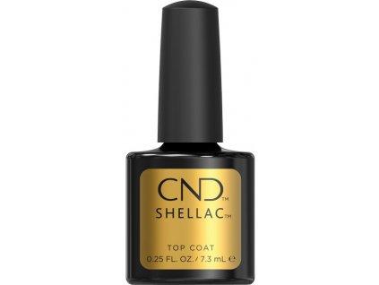 CND SHELLAC™  - ORIGINAL UV TOP COAT -  sơn phủ cực bền 0.25oz (7,3ml)